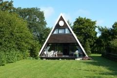 Ferienhaus Damp Garten