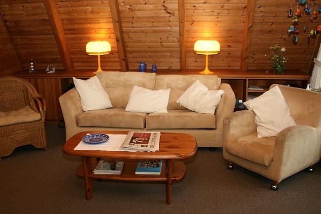 beschreibung und ausstattung ferienhaus damp an der ostsee. Black Bedroom Furniture Sets. Home Design Ideas