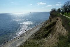 Steilküste Schönhagen